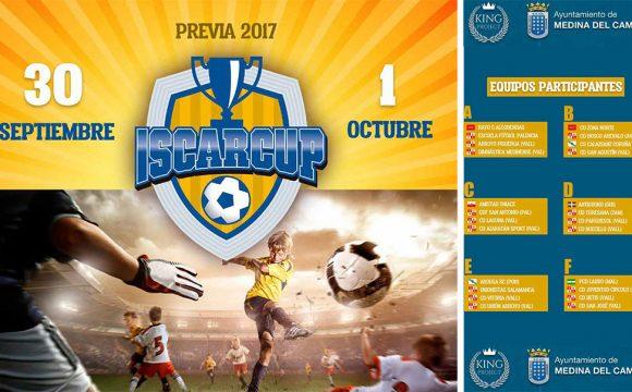 La Íscar Cup reúne a 24 equipos este fin de semana para luchar por dos plazas en la fase final