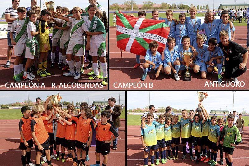 Rayo Alcobendas y Antiguoko se ganan dos plazas para la fase final de la Íscar Cup 2018 en Semana Santa